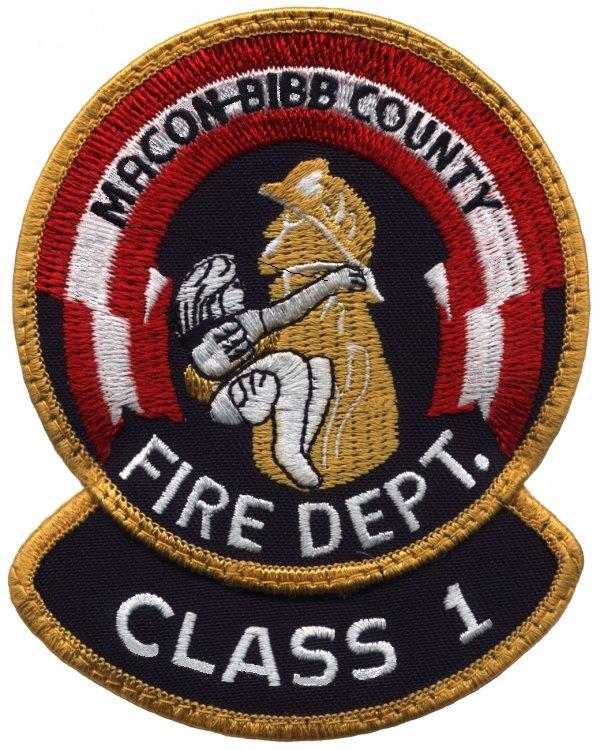 Fire Department Macon Bibb County Georgia