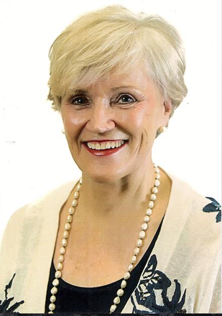 Chairperson Rinda Wilson