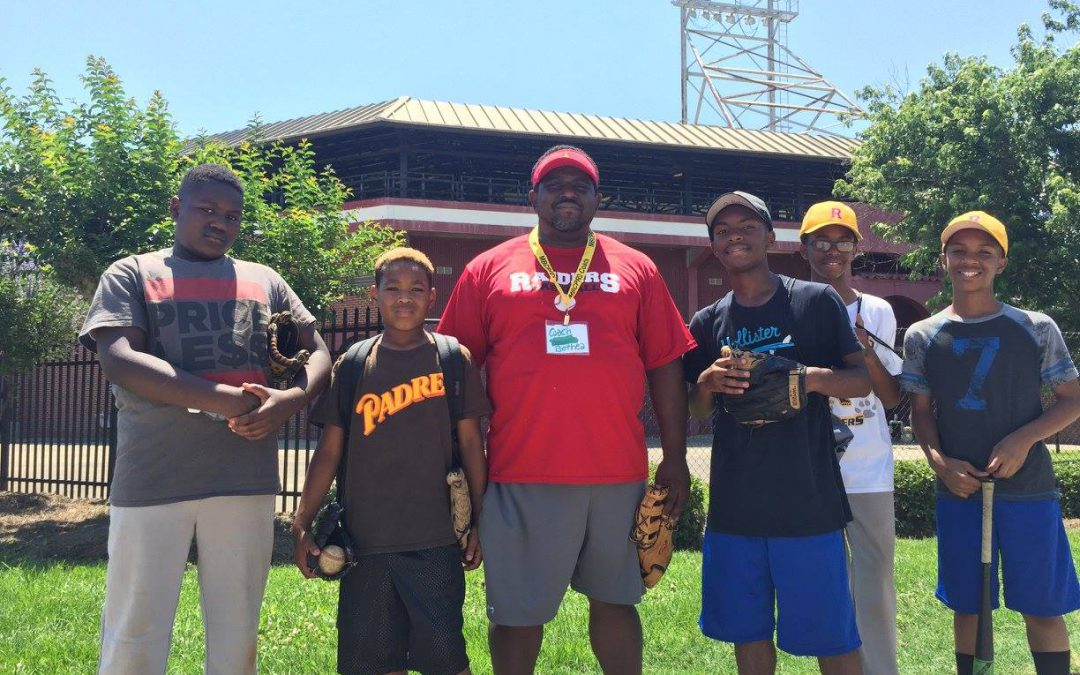 Recreation Department to hold free baseball camp