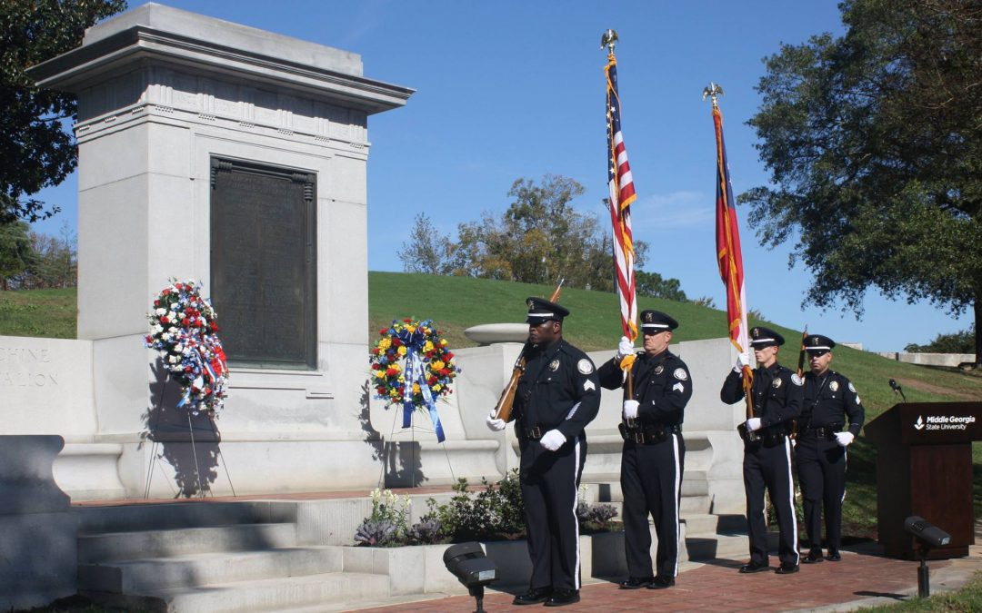 Middle Georgia State University, Macon-Bibb  to recognize Veterans Day, end of WWI