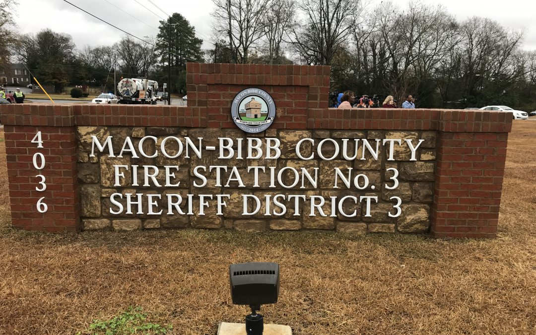 County, community dedicate new public safety facility
