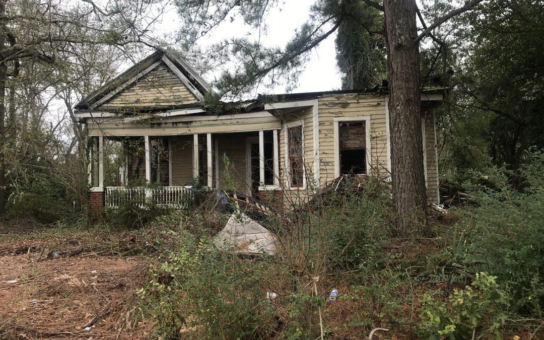 Blight | Macon-Bibb County, Georgia