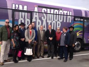 Macon-Bibb team visits Tallahassee