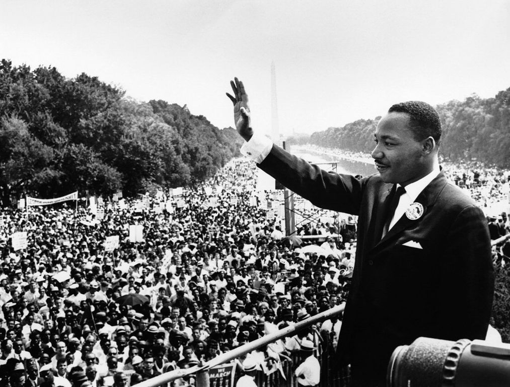 2020 Dr. Martin Luther King, Jr. Commission Events and Observances