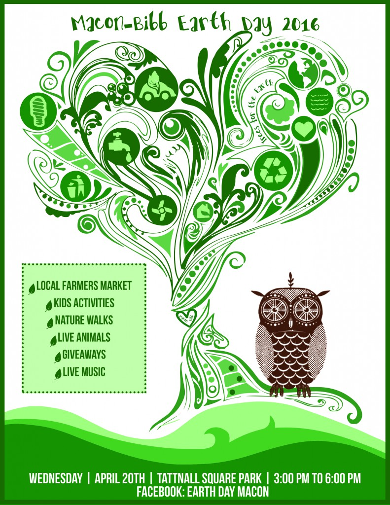 FINAL 2016 Earth Day Flyer