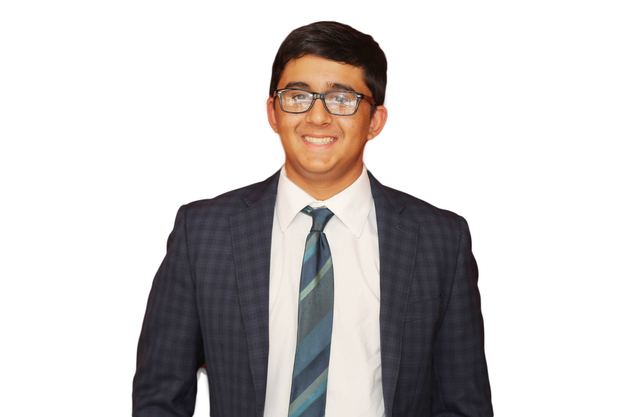 Youth Commission student chosen for national leadership position
