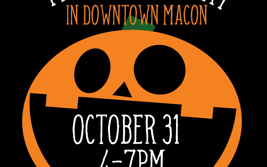 Main Street Macon hosts Trick-or-Treating Downtown