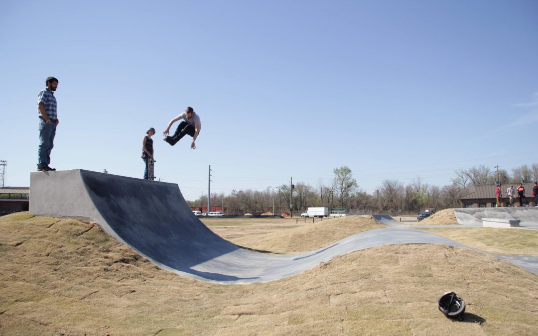 Rec Department holding forum  on second phase of Central City Skate Park