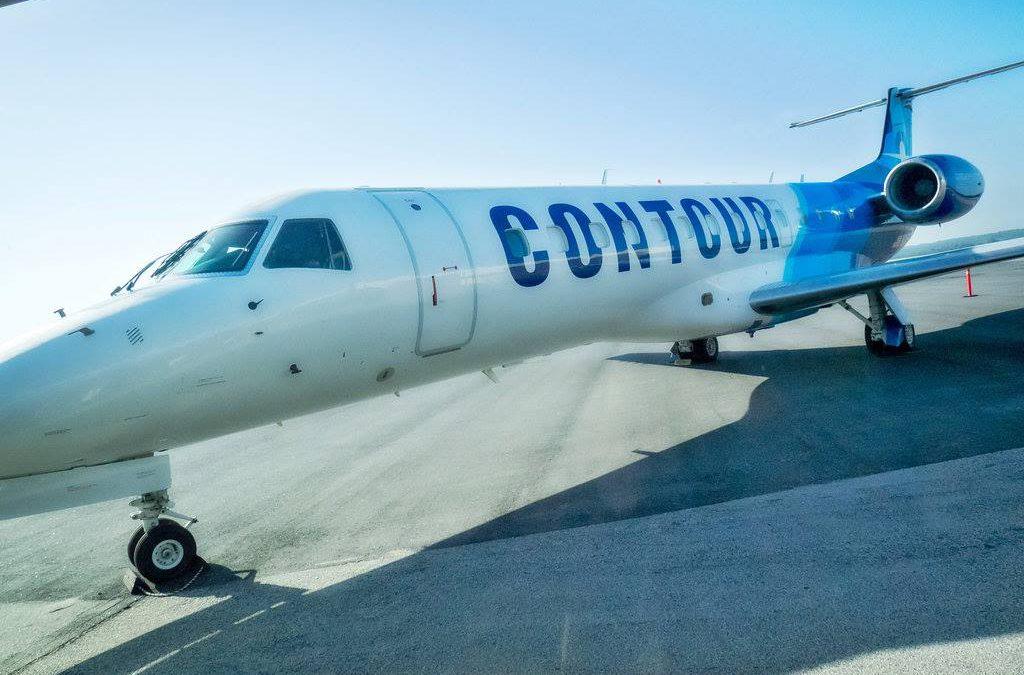 Middle Georgia Regional Airport passes major passenger service milestone