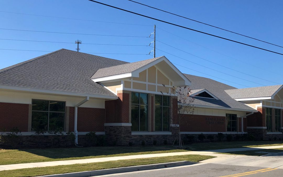 Macon-Bibb, community celebrate Grand Opening of new Elaine H. Lucas Senior Center