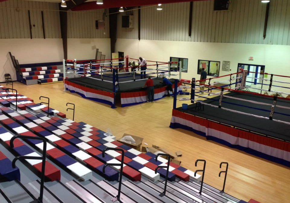 Freedom Park hosting Black History Month Boxing Event this weekend