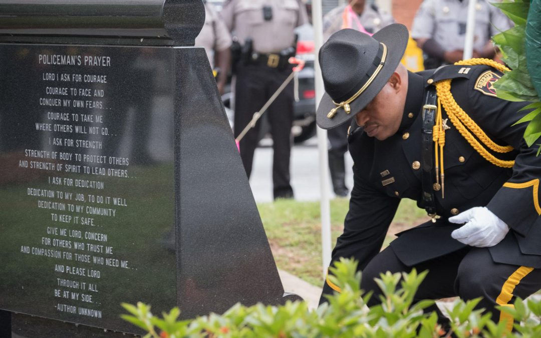 Peace Officers Memorial Day program Friday