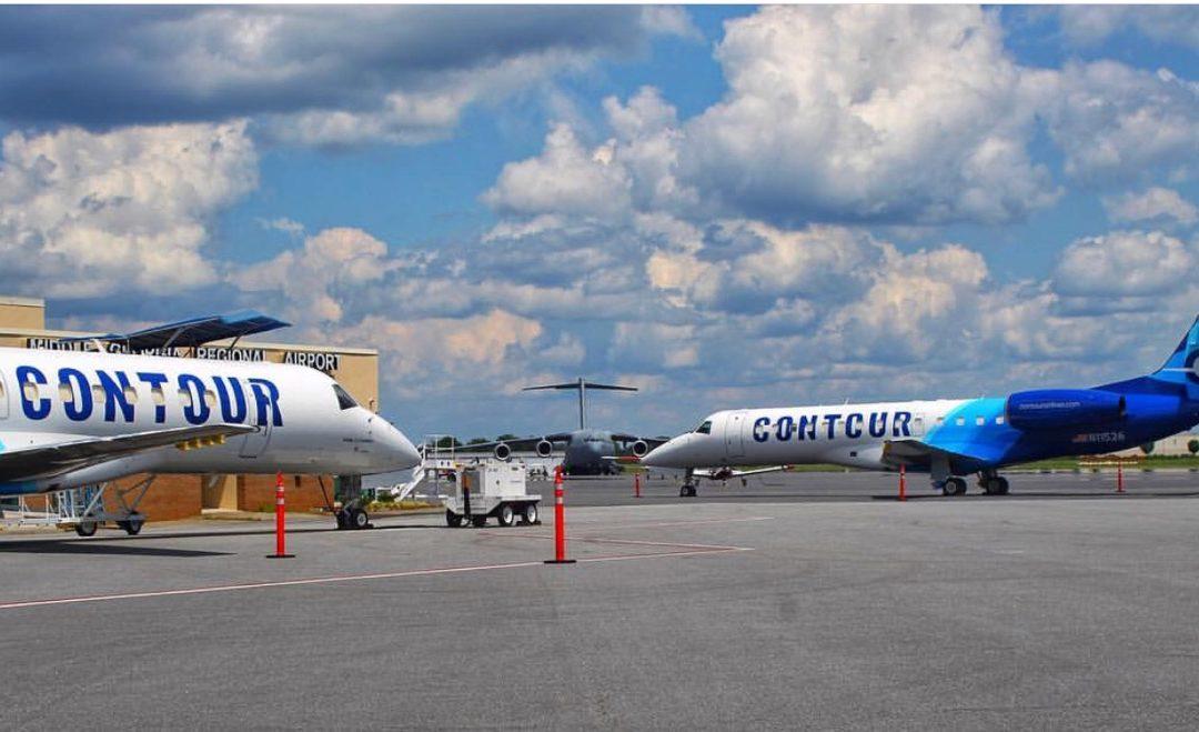 Airport passes major service milestone earlier than last year