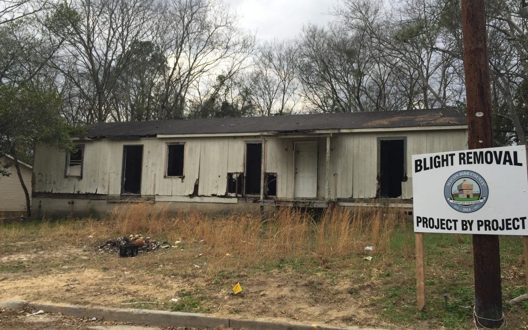 Macon-Bibb taxing blighted properties at higher level, offering incentive to improve the property