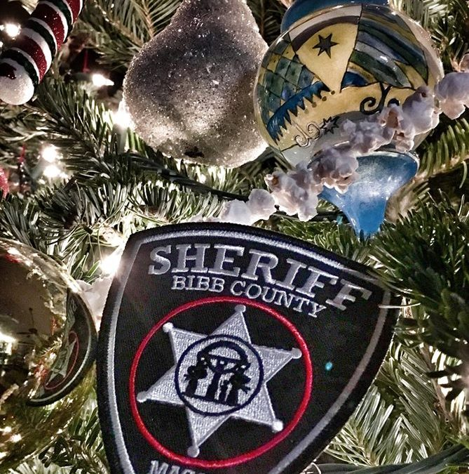 Holiday Safety from the Bibb County Sheriff's Office