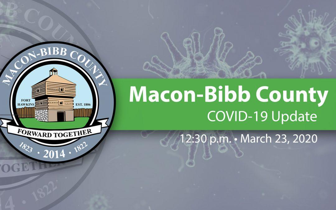 Mayor Reichert declares local state of emergency for Macon-Bibb County