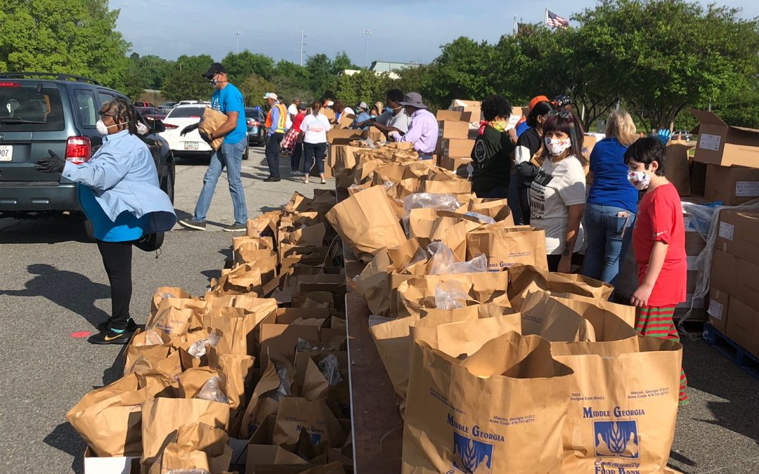 Food Bank helping those in need