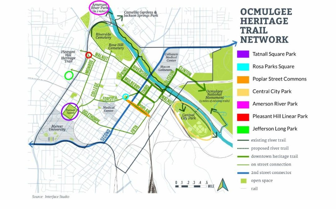 Help needed to improve Downtown access by expanding trails and parks