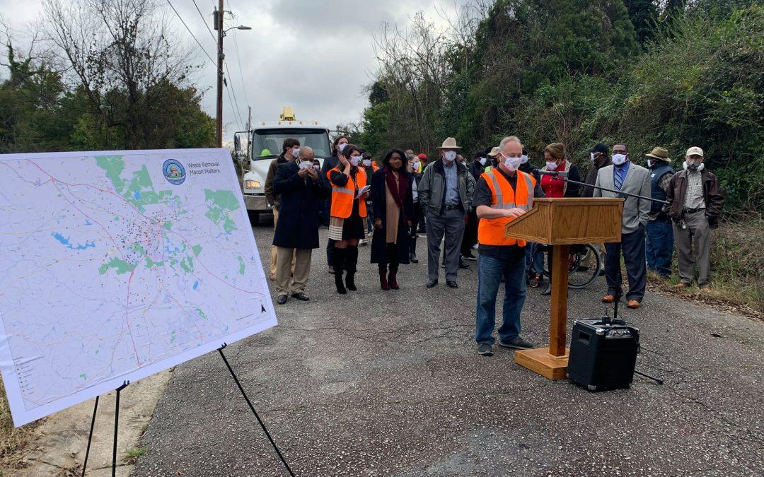 Macon-Bibb County, Keep Macon-Bibb Beautiful renew focus on neighborhood cleanups