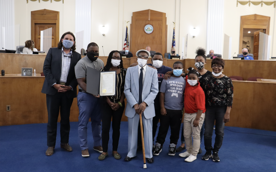 Community members, organizations honored with proclamations