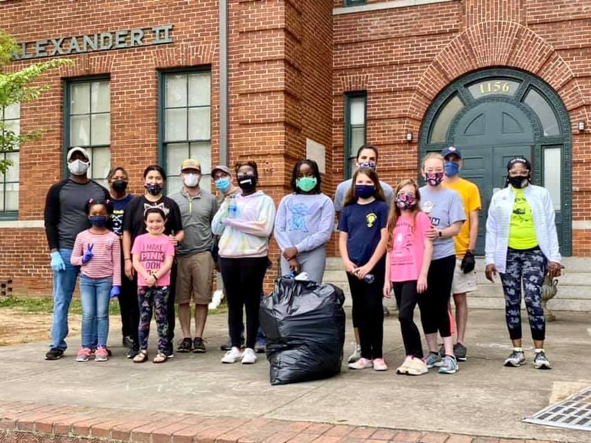 Clean Streets Matter: Community Cleanup a success!