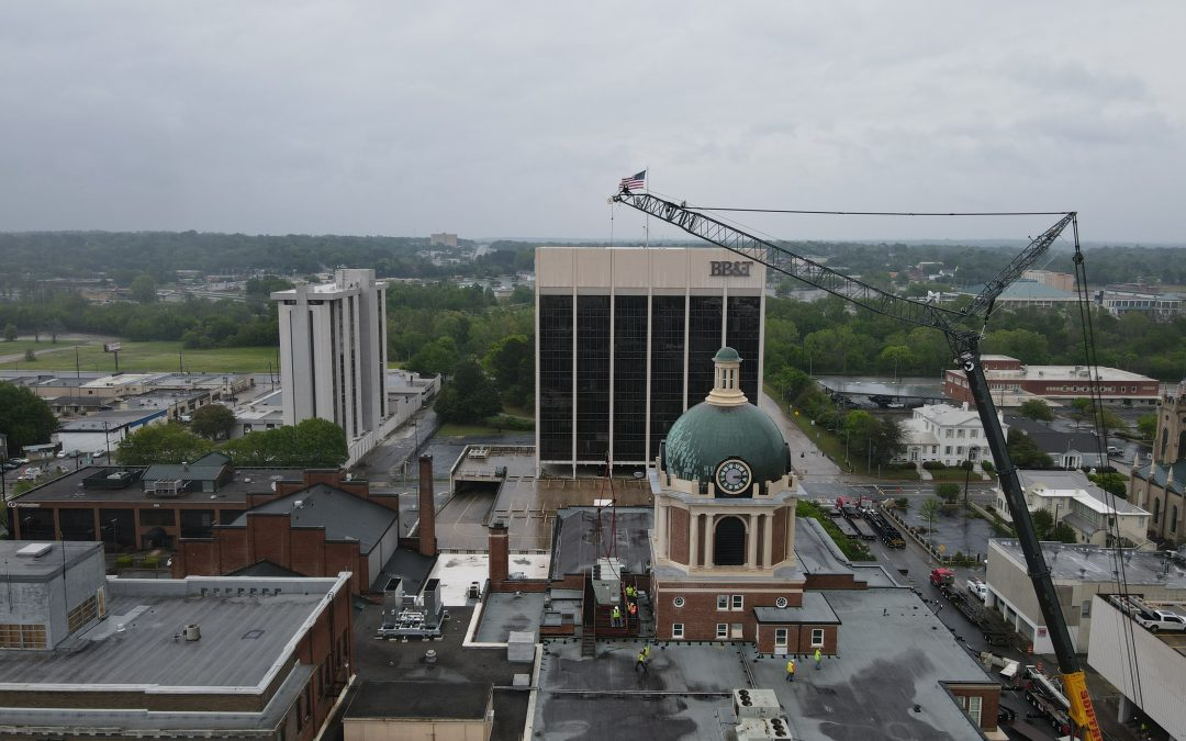 Major upgrades at Macon-Bibb County Courthouse