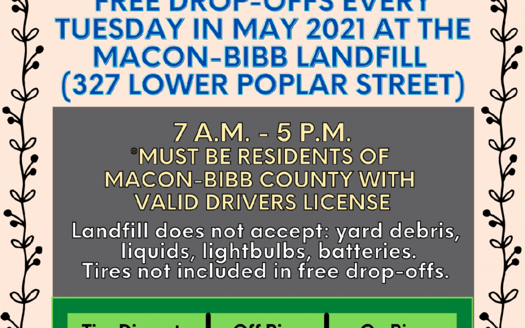 Landfill sees increase in drop-offs during  May Madness Spring Cleanup