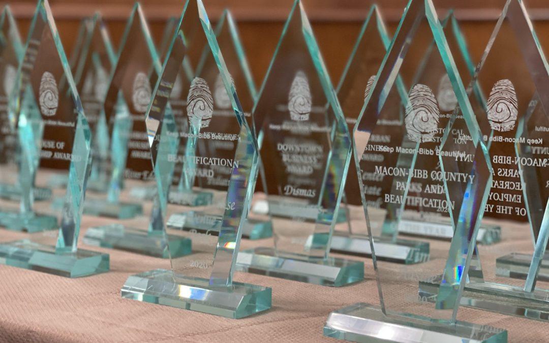 Keep Macon-Bibb Beautiful holds annual awards luncheon