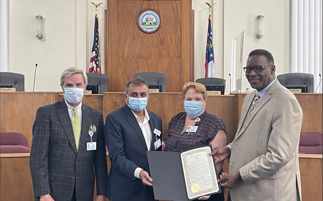 Mayor Miller proclaims June as Men's Health Month