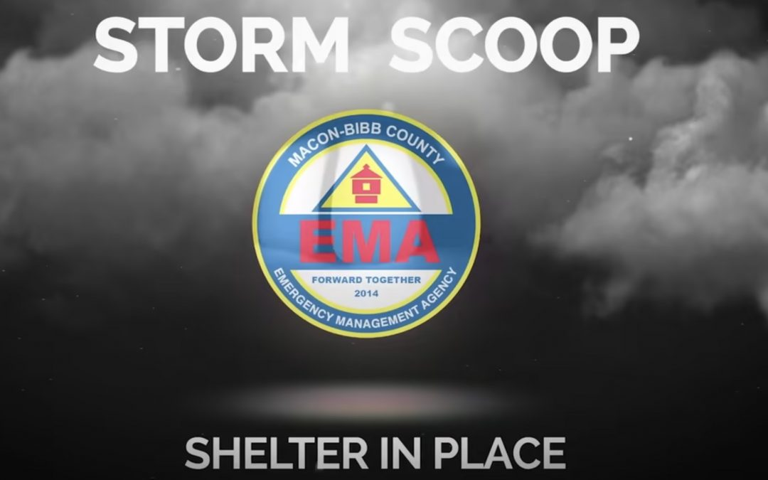 Storm Scoop: Shelter in Place