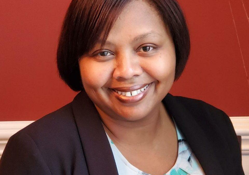Staff Spotlight: Sherita Sims-Jones