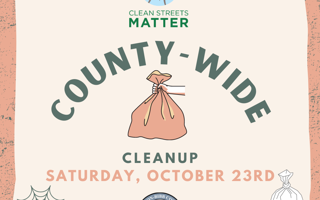 Third County-wide Cleanup in October