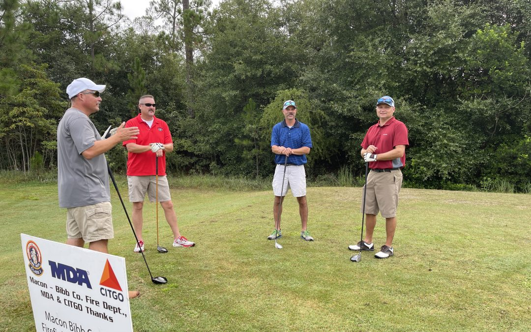 Driving awareness fore Muscular Dystrophy Association