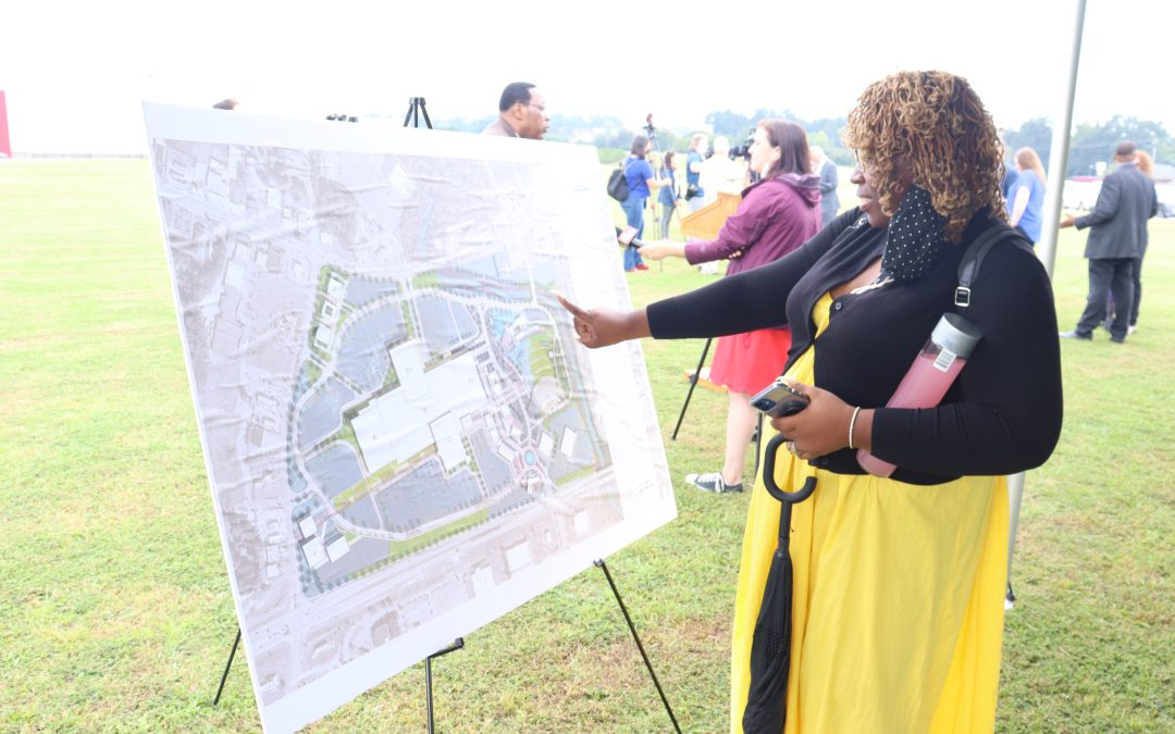 Macon Mall coming back to life through public-private partnership