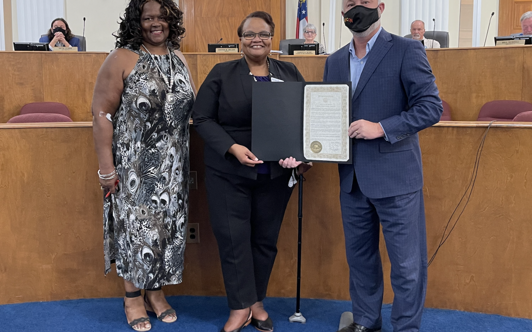 Mayor Miller proclaims September as Adult Education and Family Literacy Month